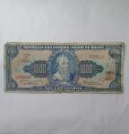 monedas de : America : Brasil : 1000 cruzeiros