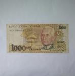 monedas de : America : Brasil : 1.000 cruceiros
