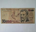 monedas de : America : Brasil : 10.000 cruzeiros
