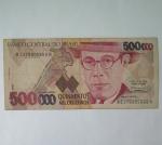 monedas de : America : Brasil : 500.000 cruzeiros