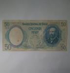 monedas de America - Chile -  1976 - 50 pesos
