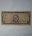 monedas de America - Chile -  Un escudo