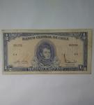 monedas de America - Chile -  Medio escudo