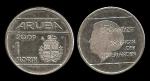monedas de : Europa : Holanda : ARUBA 1 GUIDEN 2009 km5