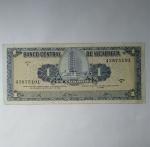 monedas de : America : Nicaragua : Un cordoba