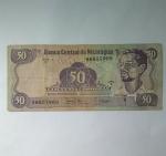 monedas de America - Nicaragua -  1979 - 50 cordobas