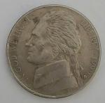 monedas de America - Estados Unidos -  1999 D five cents