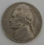 monedas de America - Estados Unidos -  1981 D five cents