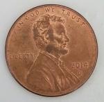 monedas de America - Estados Unidos -  2014 - one cent