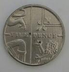 monedas de Europa - Reino Unido -  2014 - five pence
