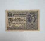 monedas de Europa - Alemania -  1917 - 5 mark