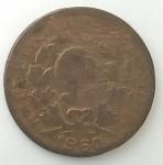 monedas de America - Colombia -  1960 - 5 centavos
