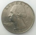 monedas de America - Estados Unidos -  1982 Quarter dollar