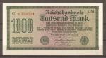 monedas de Europa - Alemania -  Período Inflacionista.