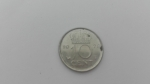 monedas de Europa - Holanda -  Reina Juliana