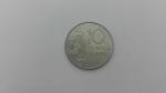 monedas de Europa - Finlandia -  Paisaje