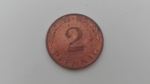 monedas de Europa - Alemania -  Rama