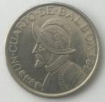 monedas de America - Panamá -  2008 un cuarto de Balboa