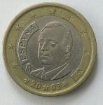 monedas de : Europa : España : 2003 - 1 Euro