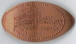 monedas de Europa - España -  Casas colgadas Cuenca