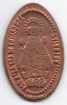 monedas de Europa - España -  Rdo. Na. Sra. De covadonga