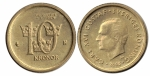 monedas de : Europa : Suecia : 10 Coronas suecas