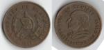 monedas de America - Guatemala -  UN CENTAVO