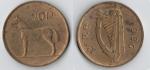 monedas de Europa - Irlanda -  20 pence