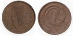 monedas de Europa - Irlanda -  ½ penny