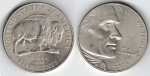 monedas de America - Estados Unidos -  5 cents