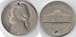 monedas de : America : Estados_Unidos : FIVE CENTS Nickel Jefferson