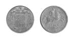 monedas de : Europa : España : Cinco centimos