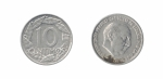 monedas de : Europa : España : 10 centimos