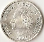 monedas de : Europa : España : Monarquia - 1994 - Juan Carlos I
