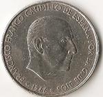 monedas de : Europa : España : Estado Español - 1966 - Franco