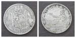 monedas de : Europa : España : Moneda Española de Gobierno Provisional