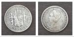 monedas de : Europa : España : Edad Contemporanea Alfonso XIII 1889